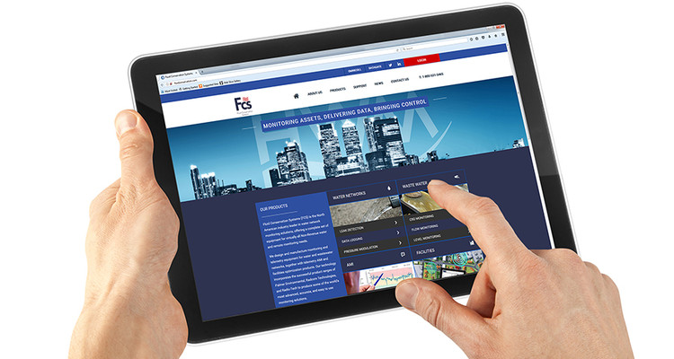 New FCS Website Offers Streamlined Experience