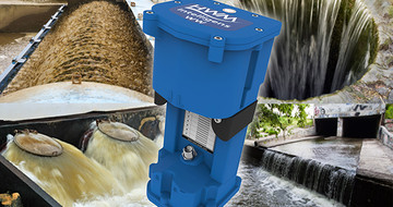 FCS Intelligens Intrinsically Safe Wastewater Data Logger with GPRS Telemetry