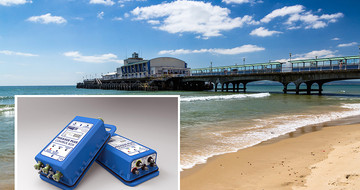 Bournemouth Water utility cut costs by over 30 percent with FCS Pegasus+ pressure controllers.